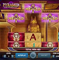 Пирамида слот