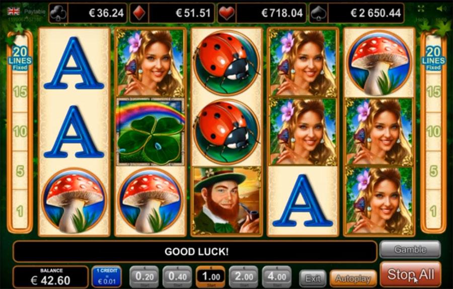 Играть в игровые автоматы в казино елена