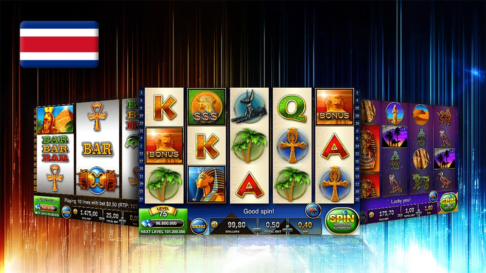 A Costa Rica license for online casino