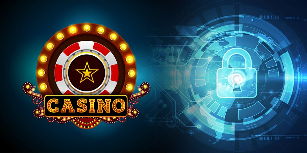 Casino security surveillance
