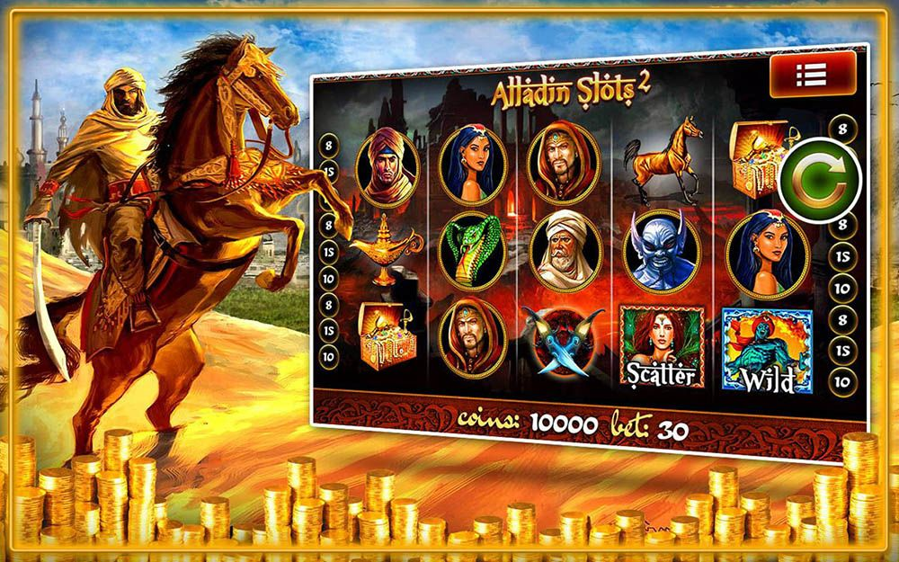 Online casino games from leading providers
