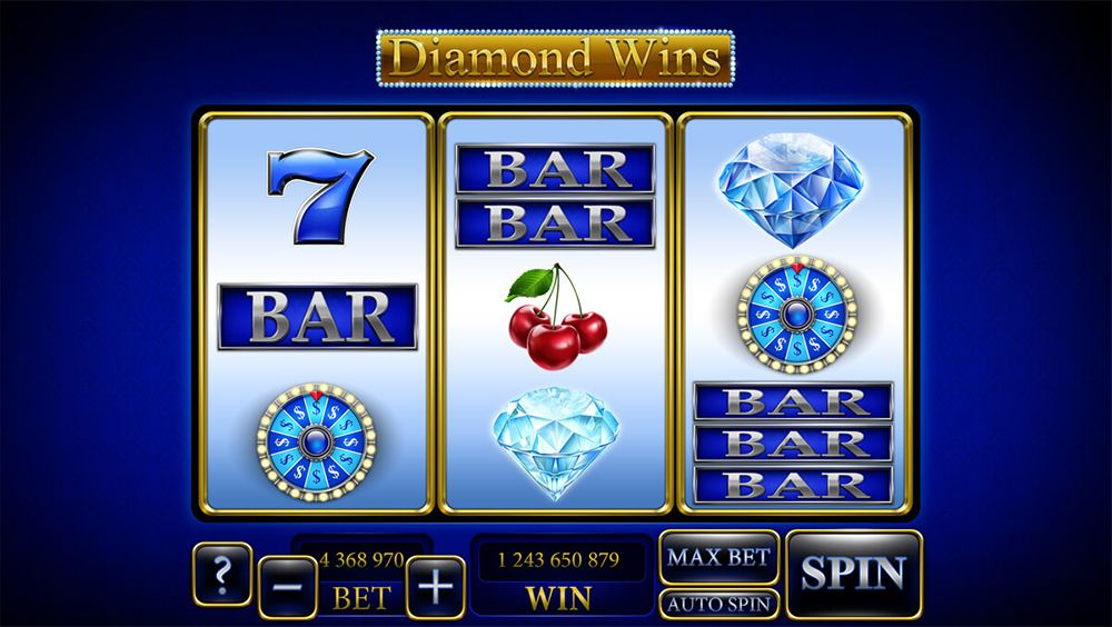 Three reel slots for online casinos