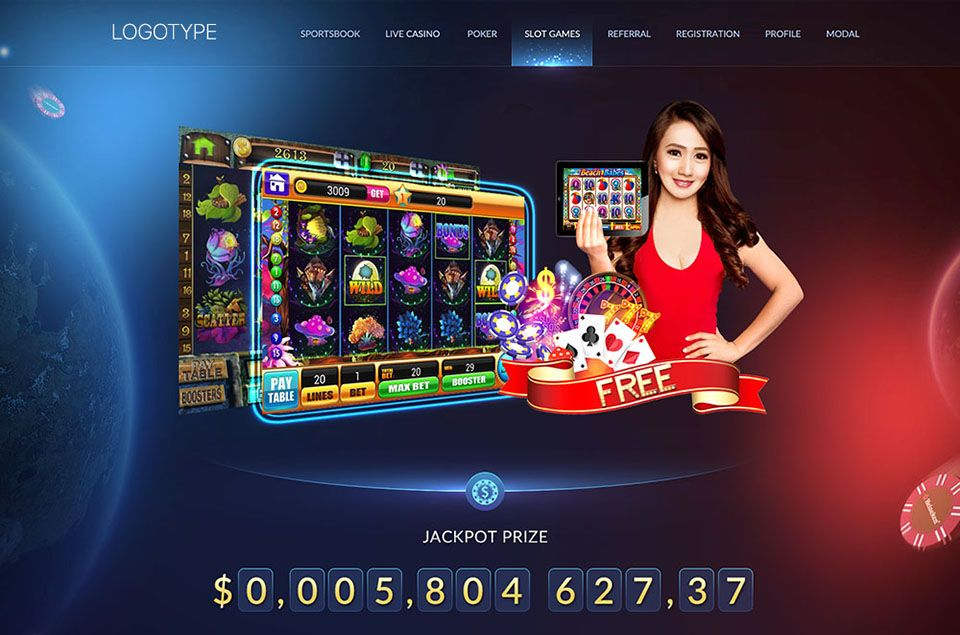 как создать свой сайт казино