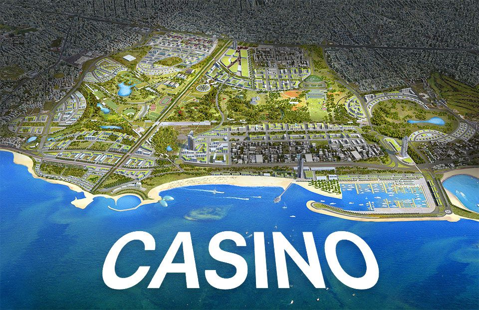 Integrated casino resort (IR) Hellinikon