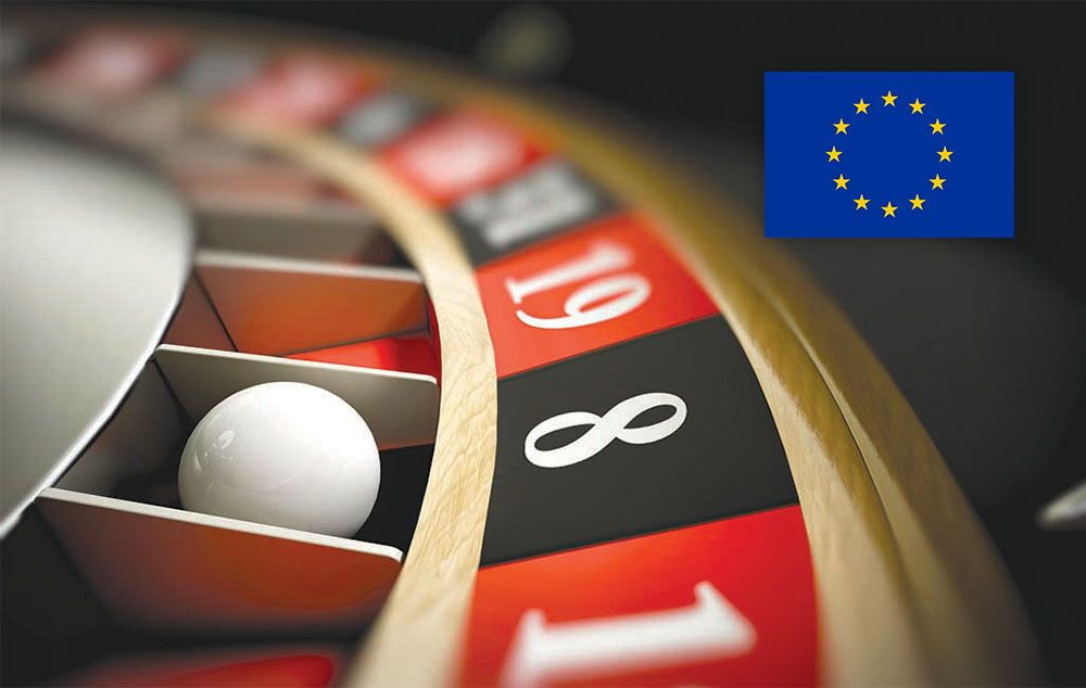 Start a gambling project in Europe