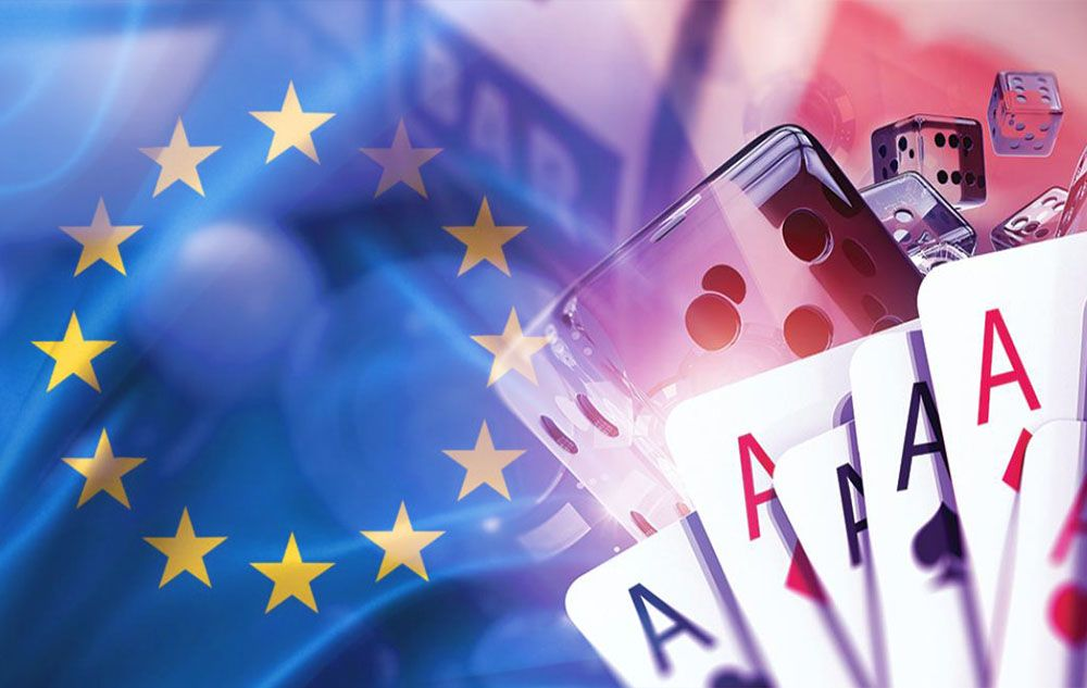 Launch a gambling startup in Europe