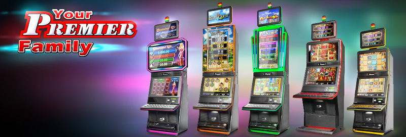 Euro Games Technology slot machines