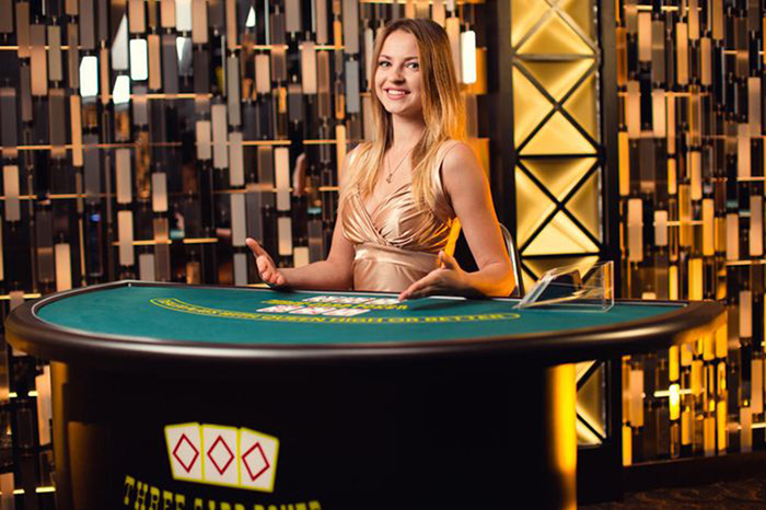 Live Casino: live dealer games