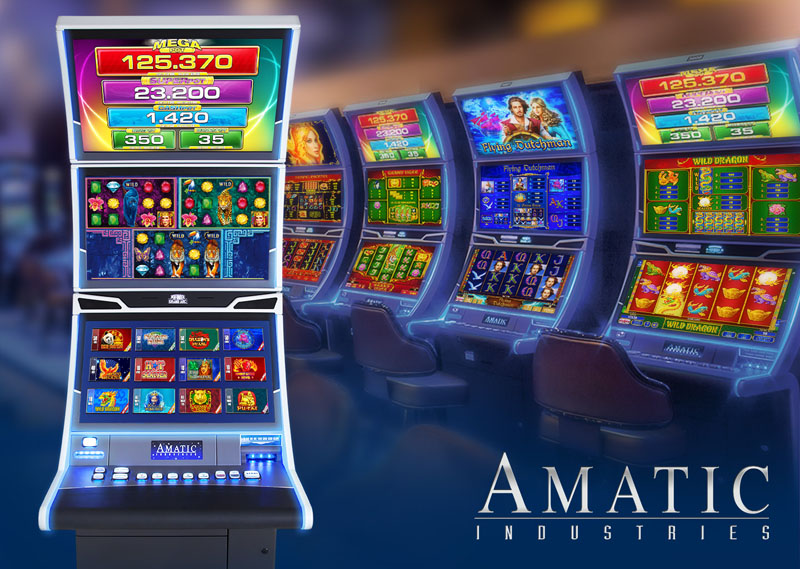 Amatic slot machines