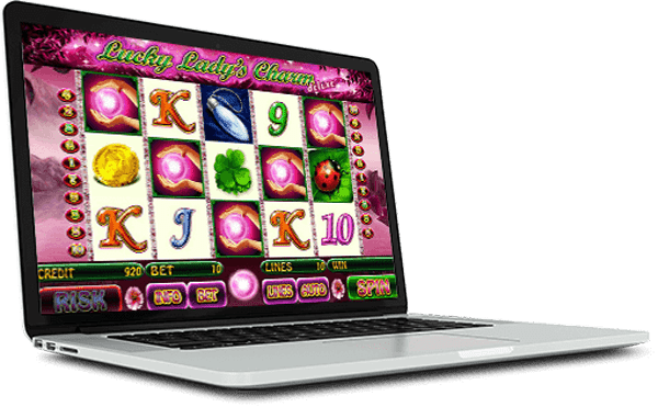 Gaminator Deluxe online casino gaming system