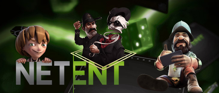 NetEnt slot machines