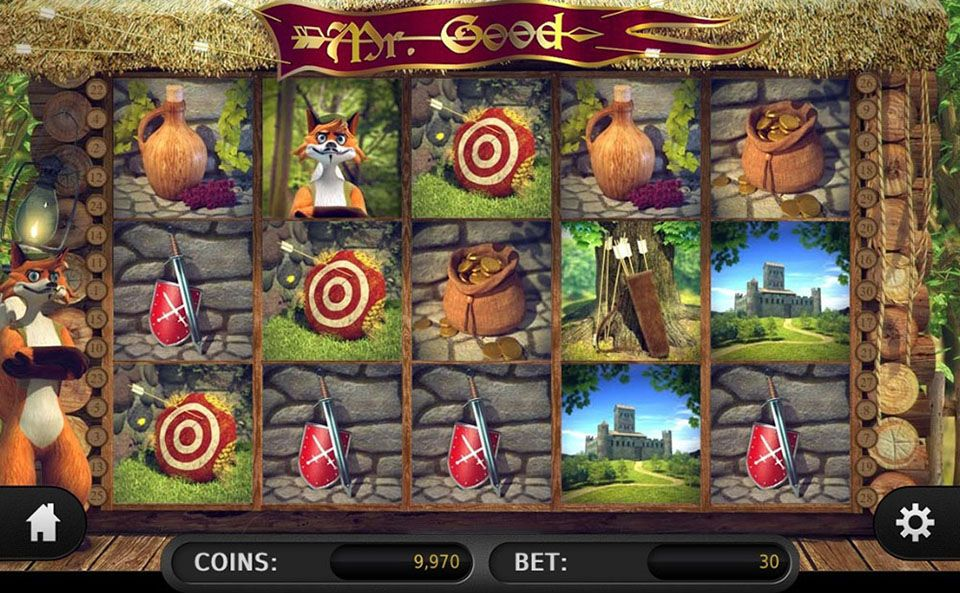 Sheriff Gaming slots for online casinos