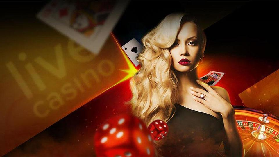 Live casino: games with live dealers