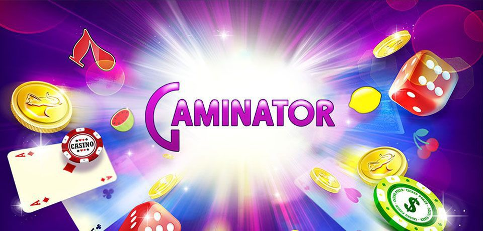 The Gaminator BTD gaming brand