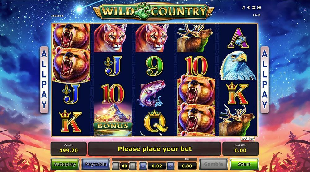 Duomatic slots for online casinos