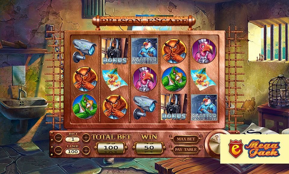 Mega Jack slots boast a number of special features