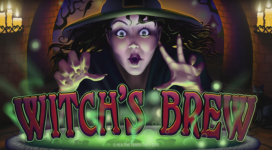 RTG - Witch's Brew, скриншот 1
