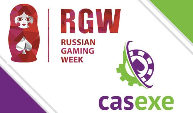 CasExe на Russian Gaming Week