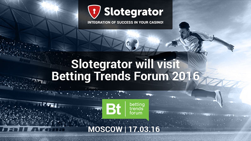 Slotegrator Betting Trends Forum 2016